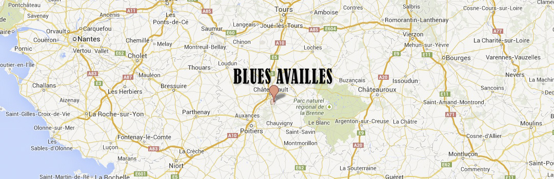 Availles Blues Festival à Availles en Châtellerault (86)